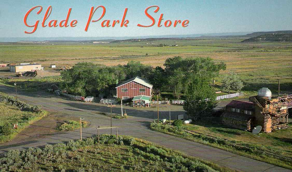Glade Park And Piñon Mesa Colorado