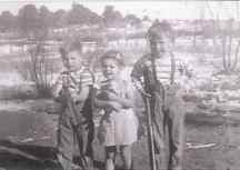 Judy, Doug & Dennis Rhyne