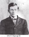 John D Rupe